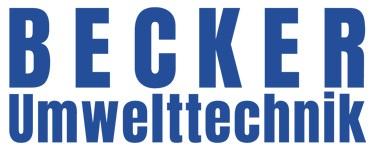 Becker Umwelttechnik-Logo